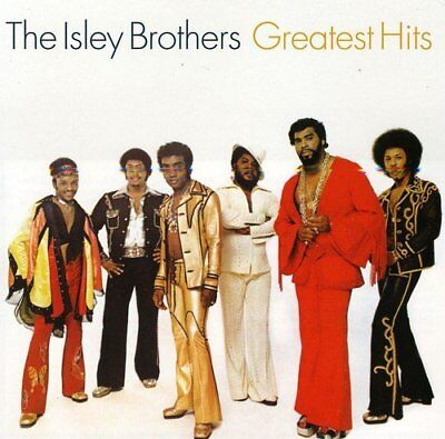 The Isley Brothers - Greatest Hits [CD] • 6.54£