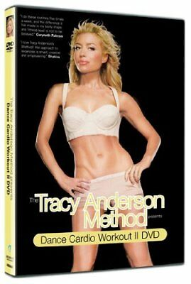 Tracy Anderson Method - Dance Cardio Workout II [DVD][Region 2] • 3£