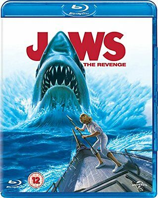 Jaws: The Revenge [Blu-ray] [1987] [DVD][Region 2] • 12.29£
