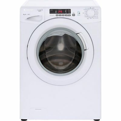 View Details Candy GVS168D3 Grand'O Vita A+++ Rated 8Kg 1600 RPM Washing Machine White New • 229.00£
