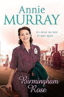 Birmingham Rose By Annie Murray, Paperback, New Book (b Format) • 5.99£