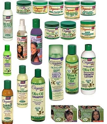 £9.99 • Buy Organics Olive Oil Africa's Best Afro Hair Care Products Hair Care *range *rm48*