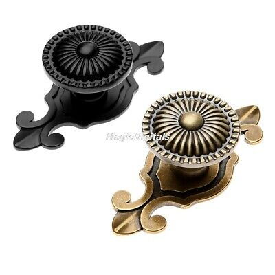 Stylish European Style Pull Handles Knobs For Drawer Cabinet Cupboard Furniture • 2.58£