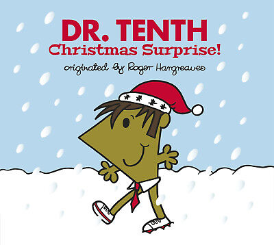 £8.89 • Buy Doctor Who Dr Tenth Christmas Surprise David Tennant Funny Gift Special Mr Men