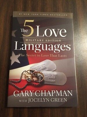 $ CDN10.73 • Buy The 5 Love Languages Military Edition- Gary Champman - Softcover - $12.99 Retail