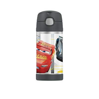 AU24.95 • Buy NEW Thermos Funtainer Insulated Drink Bottle 355ml Disney Cars 3 (RRP $30)