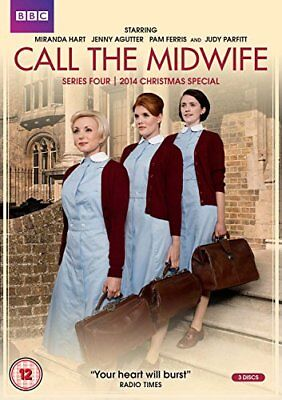 £10.98 • Buy Call The Midwife - Series 4 + 2014 Christmas Special [DVD][Region 2]