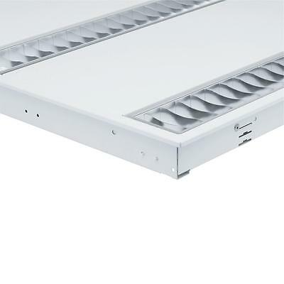 10 X Philips Fluorescent Emergency Recessed Suspended Ceiling Grid Office Light • 229.95£