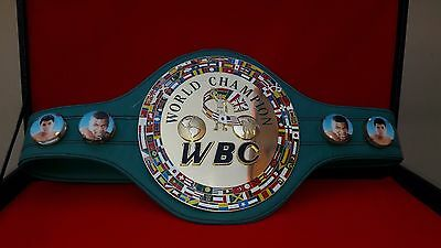 $ CDN287.96 • Buy WBC Boxing Champion Ship Belt .Adult Size  With Case