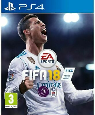 £1.99 • Buy PlayStation 4 : FIFA 18 (PS4) VideoGames Highly Rated EBay Seller Great Prices