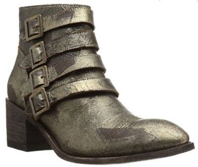 Women's Five Worlds By Cordani SAONA SANCHO Ankle Boots Vintage Leather Bronze • 92.48£