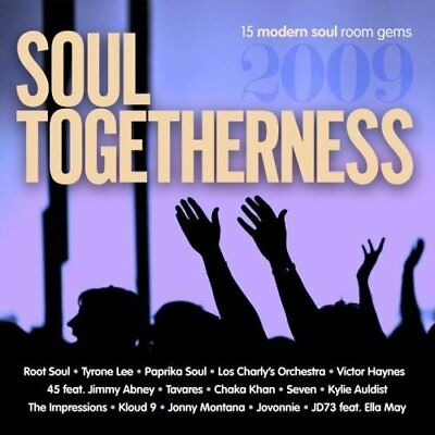 Soul Togetherness 2009 [CD] • 13.46£