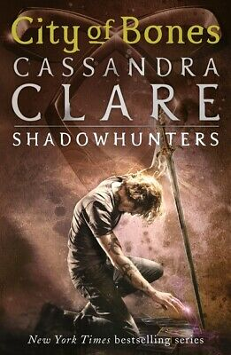 The Mortal Instruments: City Of Bones By Cassandra Clare (Paperback) Great Value • 3.09£