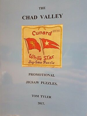 £8 • Buy The Chad Valley Promotional Jigsaw Puzzles; 2017; Tom Tyler