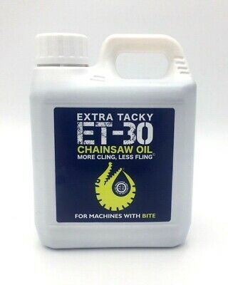 £5.95 • Buy 1 Litre GATOR CHAINSAW OIL 100Cst Chain Oil Guide Bar Pump For All Saws 🐊