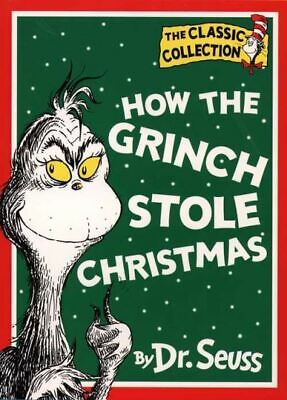£1.98 • Buy The Classic Collection: How The Grinch Stole Christmas! By Dr Seuss (Paperback)