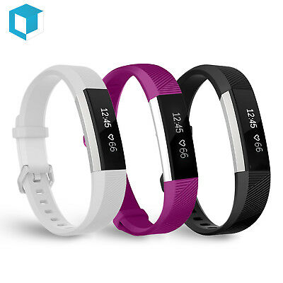 $ CDN8.76 • Buy Small Size Replacement Silicone Wrist Band Strap For Fitbit Alta / Alta HR Women
