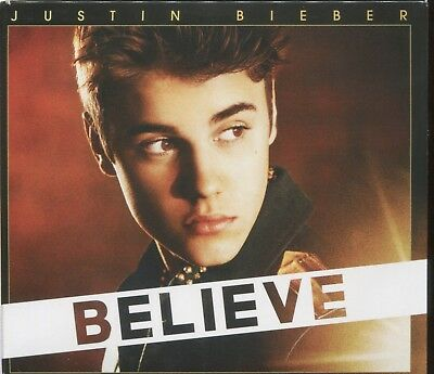 AU18.95 • Buy Justin Bieber - Believe - Deluxe Edition - Cd