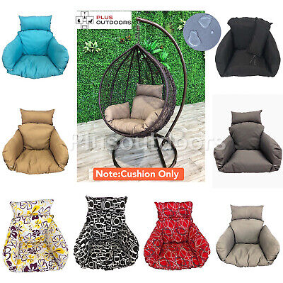 AU48 • Buy Waterproof Brand New Replacement Egg Pod Chair Cushions With Armrest Home Decor