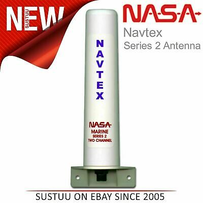 NASA Marine Navtex Series 2 Antenna + 7m Cable│518Khz│For Clipper/Target Navtex2 • 35.49£