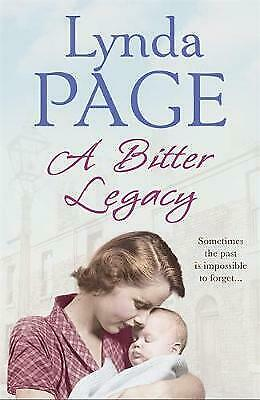 £4.95 • Buy A Bitter Legacy By Lynda Page (Paperback) Book