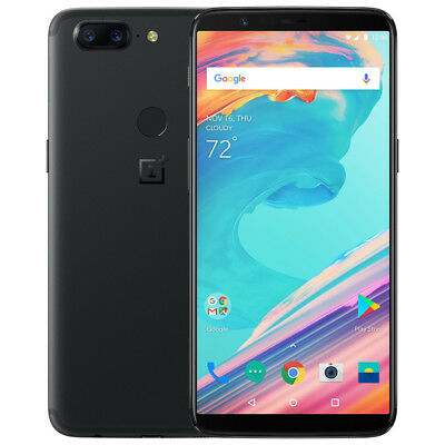 AU893.85 • Buy Oneplus 5T Snapdragon 835 Octa Core 6.0  Full Optic AMOLED Android 7.1 OxygenOS