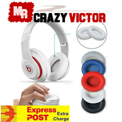 AU12.95 • Buy Replacement Ear Pads Cushions For Beats Studio 2.0/3.0 Wired/Wireless Headphones