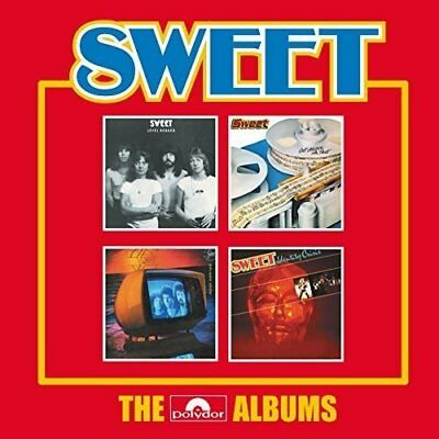 Sweet - The Polydor Albums [CD] • 19.04£