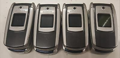 $ CDN132.63 • Buy 8 Lot Samsung C516 Flip Cellular Basic Phone GSM Bluetooth FM Radio Good LCD
