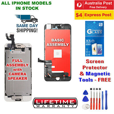 AU33.85 • Buy IPhone 6s 7 8 6 Plus Screen Replacement SE 5C 5S 5 LCD Touch Display Assembly