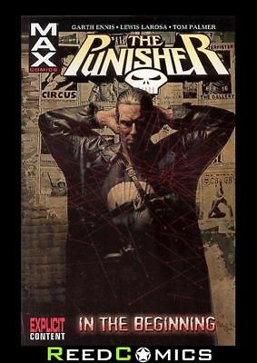 PUNISHER MAX VOLUME 1 IN THE BEGINNING GRAPHIC NOVEL Collects (2004) #1-6 • 11.50£