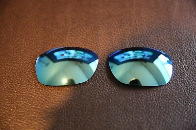 PolarLens POLARIZED Ice Blue Replacement Lens For-Oakley Ten X Sunglasses • 19.99£