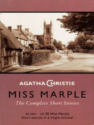 £3.31 • Buy Miss Marple: The Complete Short Stories By Agatha Christie (Paperback)