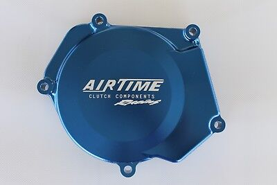 $89.99 • Buy Airtime New Cnc Billet Yamaha Yz250 Ignition Cover (2006-2019) Blue Aslcc-09