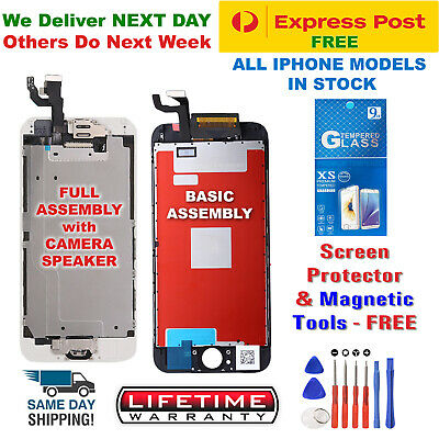 AU40.85 • Buy IPhone 7 6s 6 8 Plus LCD Screen Replacement Touch Full 5S 5C SE Display Assembly