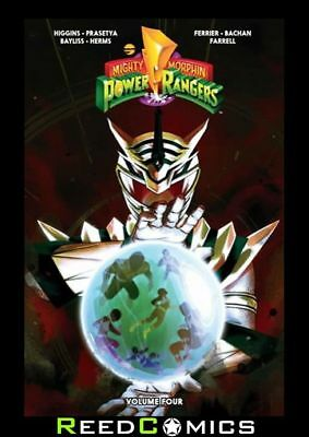 £14.22 • Buy MIGHTY MORPHIN POWER RANGERS VOLUME 4 GRAPHIC NOVEL Paperback Collects #13-16