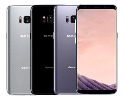$ CDN255.09 • Buy Samsung Galaxy S8 SM-G950U 64GB GSM Unlocked T-Mobile- AT&T- Verizon- Sprint
