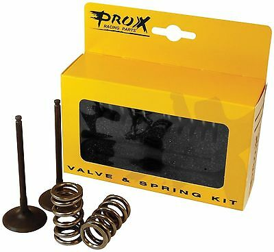 $122.02 • Buy Kawasaki Kx250f 2004-2017 Prox Exhaust Valves Valve / Spring Kit 28.ses4335-1