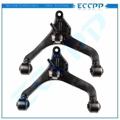 $184.40 • Buy Fit For 2002-2007 Jeep Liberty Suspension Pair Front Lower Control Arms Kit