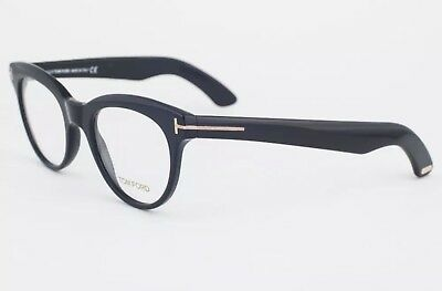 727e3f07dd966 New Tom Ford Tf 5378 001 Eyeglasses Black Authentic Rx Frame Ft5378 49-20 •