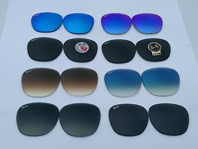 $48.99 • Buy New RayBan Replacement Lens RB3016 /RB2176/ RB3507/ RB3716  / RB3816 Clubmaster