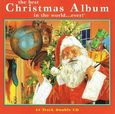 Gary Glitter : The Best Christmas Album In The World .. CD Fast And FREE P & P • 6£