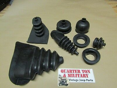 $35 • Buy   Boot Set MUTT M151 M151A1 Military Jeep