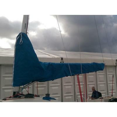 $83 • Buy Premium Quality 9-10ft Sail Cover Boat Yacht Boom Mainsail Cover