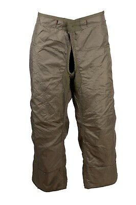 $34.65 • Buy M51 Frieze Wool Liner Pant USA GI Surplus M65 M51 Thermal Liner Button-in OD MR