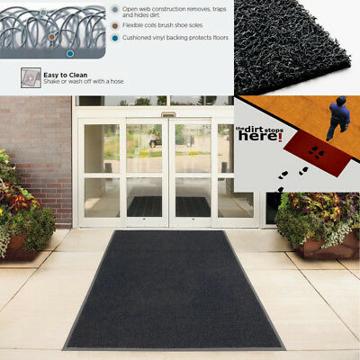 £34.99 • Buy Runner Mat|Dirt-Trapper Easy-Clean Jet-Washable|Non-Shedding Outdoor|by NICOMAN®