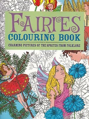 Fairies Colouring Book, Brand New Paperback • 5.95£