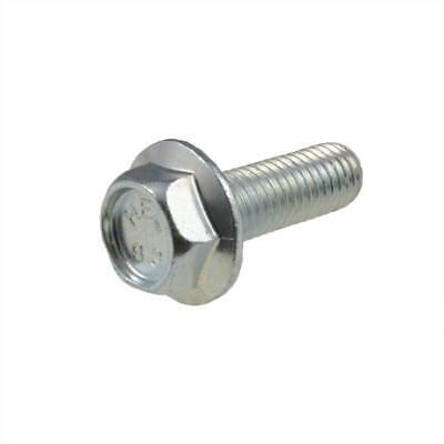 AU8 • Buy M5 M6 M8 M10 Metric Hex Flange Bolt Class 8.8 Serrated Set Screw Zinc Plated
