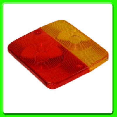 AU10.67 • Buy * Pack Of 2 * Combination Trailer Lamp Lens [MP005] Square Maypole