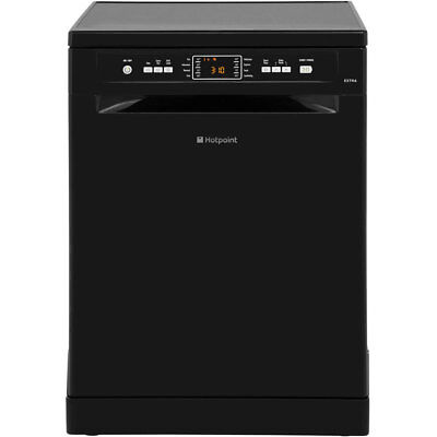 View Details Hotpoint FDFEX11011K Extra A+ Dishwasher Full Size 60cm 13 Place Black New From • 279.00£